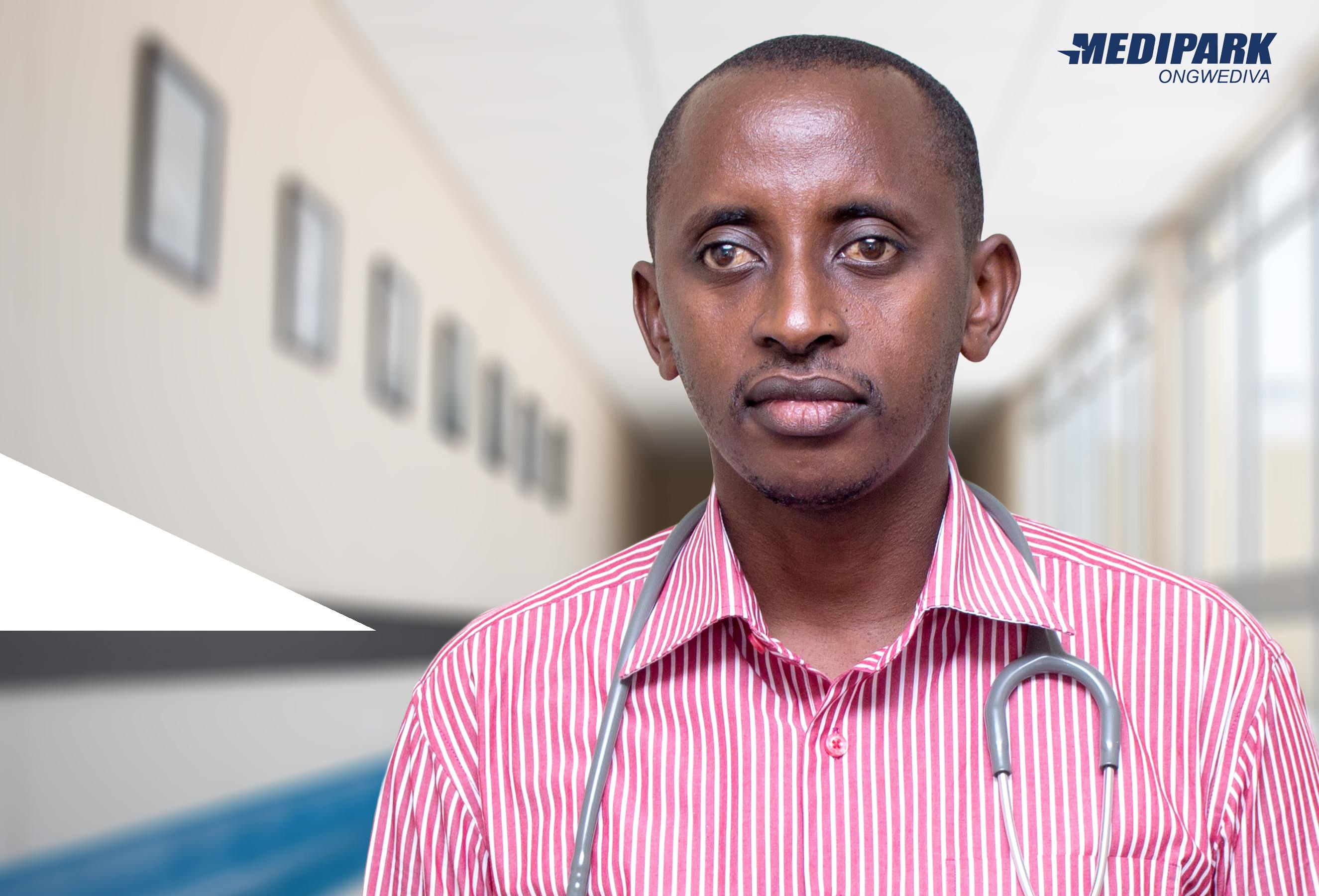 DR. ELISAH AGABA