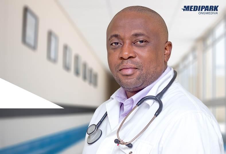 DR. DONALD MATUKANE